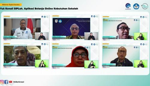 SIPLah, Aplikasi Belanja Online untuk Penuhi Kebutuhan Sekolah