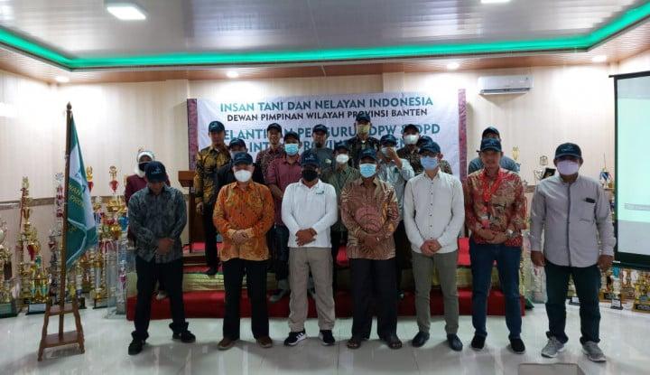 Intani Dorong Kemandirian Pangan di Wilayah Banten