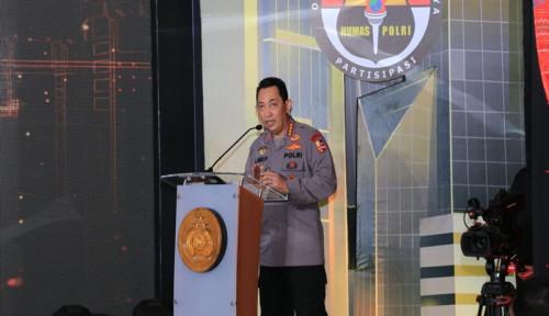 Polri Kini Punya TV dan Radio, Ini Harapan Kapolri Jenderal Listyo Sigit