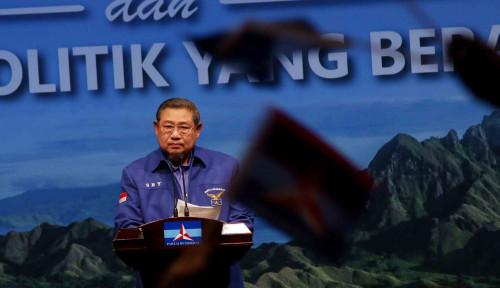 Daftarkan Merek Demokrat, SBY Timbulkan Sentimen Negatif: Dinasti Partai Benar Adanya...