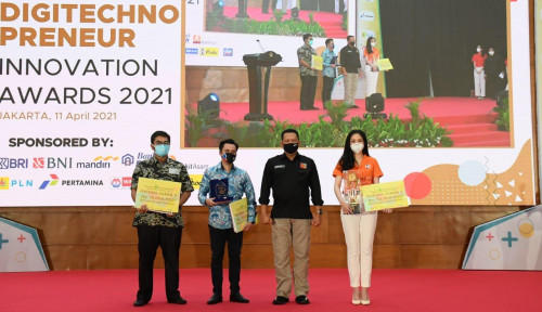 BSC Socio Digitechnopreneur Innovation Awards 2021: Dorong Kreativitas Startup Karya Anak Bangsa