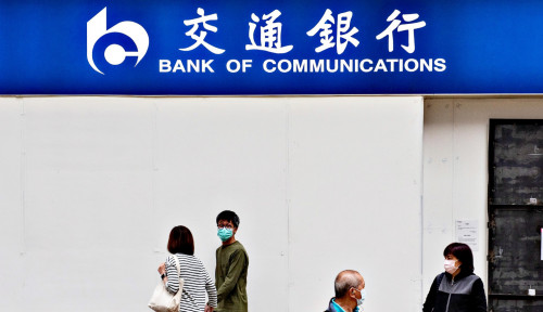 Kisah Perusahaan Raksasa: Sempat Naik, Bank of Communications Kini Sedikit Kehilangan Cuannya