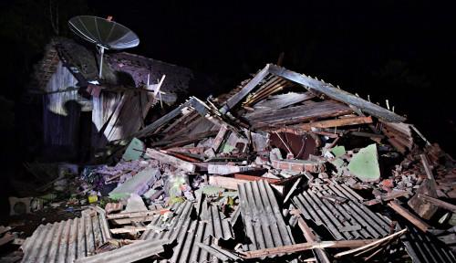 Digoyang Gempa Semalam, Puluhan Rumah di Jatim Rusak