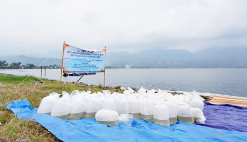 KKP dan Pemda Sumatera Barat Sepakat Bangun National Bilih Center di Danau Singkarak