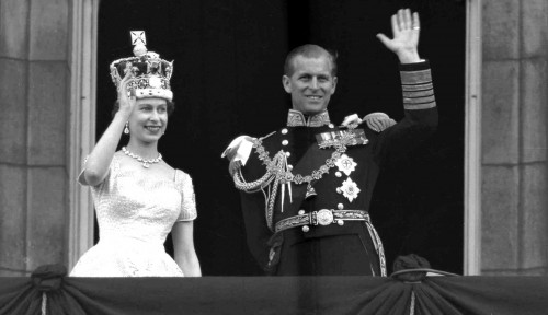 Berlangsung Haru, Ini Rangkaian Prosesi Pemakaman Pangeran Philip