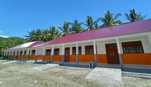 New Hope School No.10, Hyundai Engineering Renovasi Sekolah di Desa Toaya