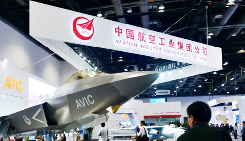 Kisah Perusahaan Raksasa: AVIC, BUMN Dirgantara Pencipta Chengdu J-20 Kini Konglomerat Dunia