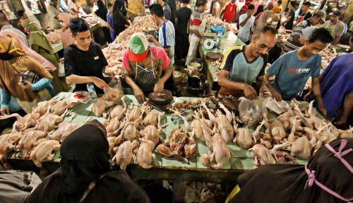 Juni 2021, Harga Pangan Dorong Deflasi 0,16%