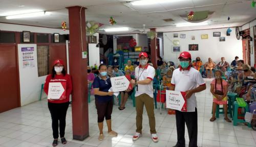MECCAYA Sumbang 1.000 Paket Donasi untuk Lansia
