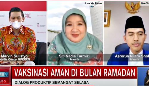 Jadikan Ramadan Momentum untuk Ikhtiar Memutus Pandemi COVID-19