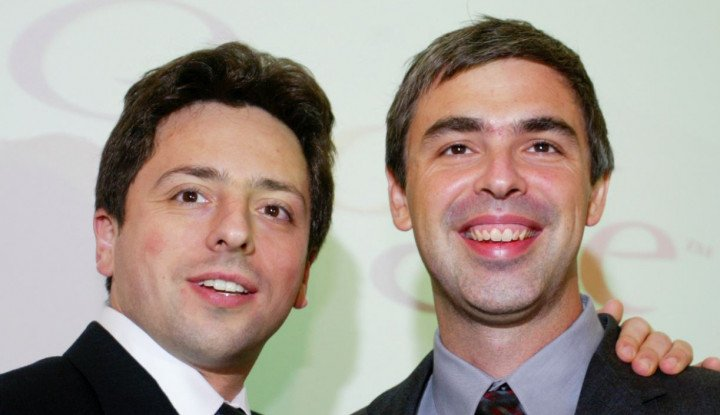 Foto Berita Mantap! Duo Pendiri Google Gabung Jadi Centibillionaire, Kekayaan Mereka Tembus Lebih dari Rp1.460 T