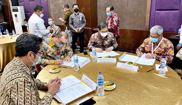BCA Syariah Tanda Tangani Kerja Sama dengan Kemenag, Tingkatkan Layanan Pengelolaan Setoran Haji