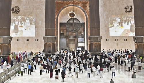 Jelang Iduladha, MUI: Prokes Harus Ketat, Masjid Jangan Asal Ditutup