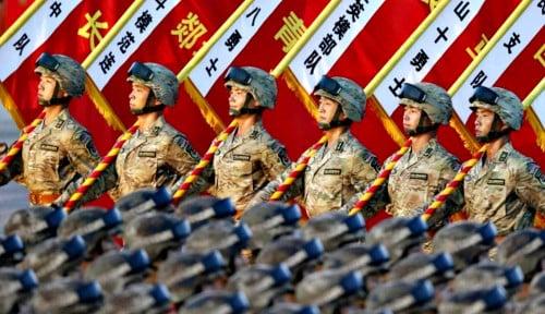 Bilang Banyak yang Campur Tangan Urusan Taiwan, China Anggap Latihan Militernya...
