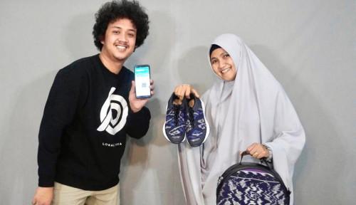 Foto Hanya Pasarkan Produk Asli Indonesia, Lokalpunya Bantu UMKM Pasarkan Produk