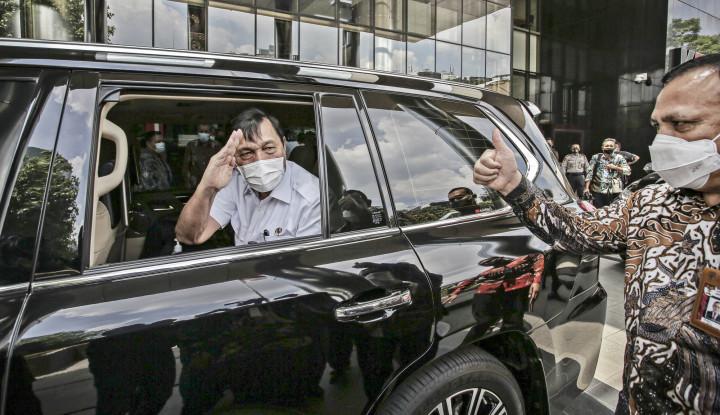Kasusnya Siap Diproses, Luhut Pastikan Datangi Polda Metro Jaya Hari Ini