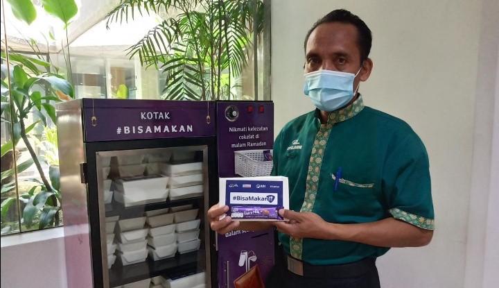 Cadburry Ajak Masyarakat Beri Donasi Paket Makanan ke 4 RS Rujukan Covid-19