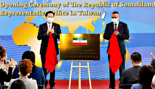 Ada Taiwan Juga Somaliland, China dan Somalia Sama-sama Murka, Ada Apa Sih?