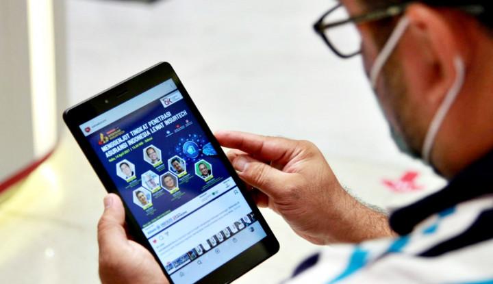 Kontribusi Insurtech Semakin Besar, OJK Akan Siapkan Regulasi Khusus