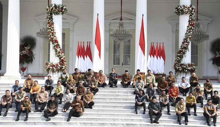 Isu Reshuffle Mencuat, Eks Jubir Gus Dur Kasih Bisikan ke Jokowi
