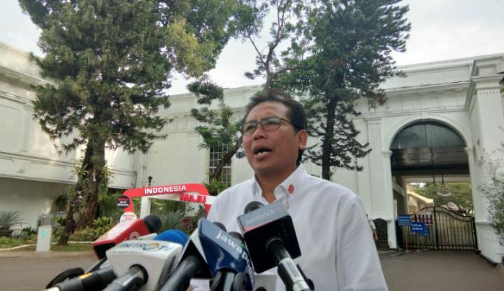 Sinyal Jokowi Mau Reshuffle Menguat, Fadjroel Rachman Buka Suara