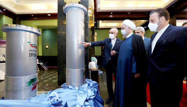 Pembicaraan Nuklir Amerika Mandek, Pemimpin Tertinggi Iran: Orang Barat Tidak Membantu