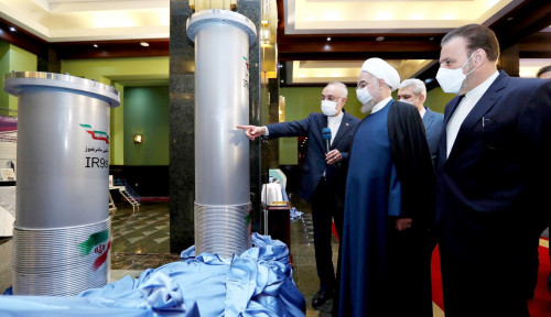 Orang-orangnya Biden Kasih Isyarat Nyalakan Lampu Hijau Cabut Sanksi Iran