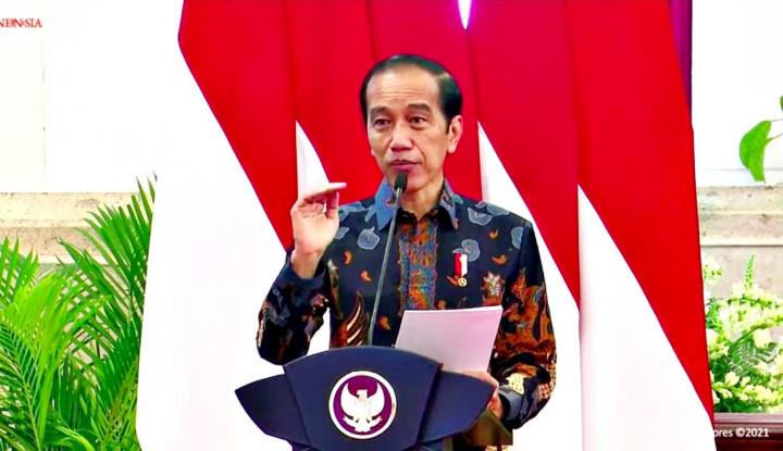Ngomong-Ngomong Soal Reshuffle, Muhammadiyah: Siap Sih, Tapi Gak Akan.... Presiden Jokowi