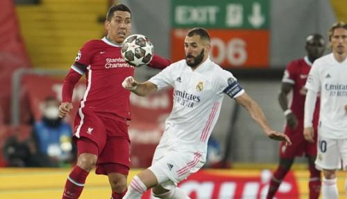 Bye-bye Liverpool! Madrid Melenggang ke Semifinal
