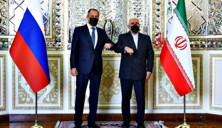 Beda dari AS dan Israel! Rusia Terang-terangan Dukung Iran Kembangkan Nuklir karena...