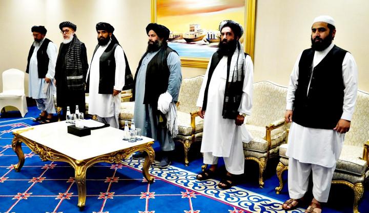 Rakyat Afghanistan Teriak, Ngaku Cemas Taliban Kembali Berkuasa