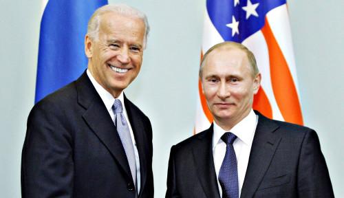 Biden Jelaskan Kondisi Hangatnya Hubungan: Tuan Putin, Kami Tak Mencari Konflik dengan Rusia