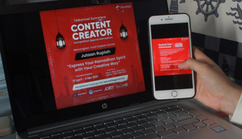 Momen Ramadan di Sumatera, Telkomsel Hadirkan Video Challenge, Hadiahnya Puluhan Juta Rupiah..