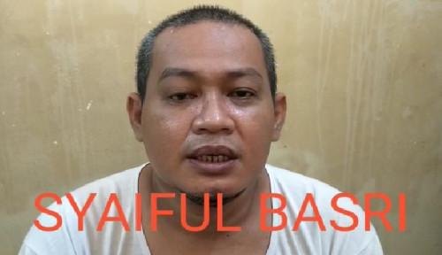 Ngeri! Pengakuan Teroris Syaiful Basri Eks Laskar FPI, Mau Bom SPBU Gegara Habib Rizieq Ditangkap