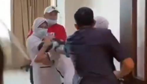 Akhirnya Polisi Tangkap Pria yang Pukul Perawat RS Siloam Palembang