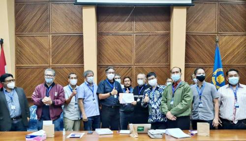 Seskab Jokowi dan Rektor ITB Sepakat Dukung Kongres Nasional X dan Pemilu Ketua IA ITB