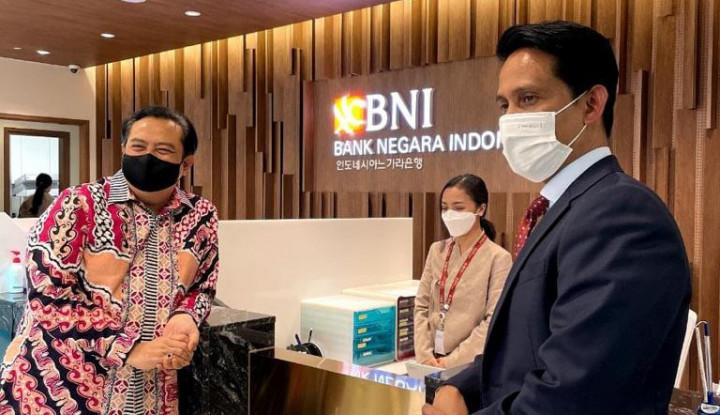 BNI Siap Pertemukan Pengusaha Indonesia dan Korea