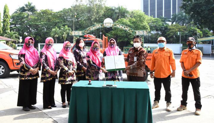 IIP BUMN Salurkan Bantuan untuk Bencana Gempa Jatim