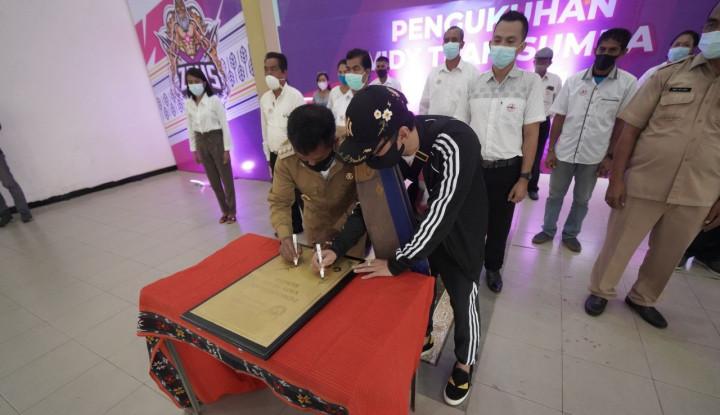 VidyCoin Community Indonesia Salurkan Donasi untuk Korban Bencana di Sumba Timur