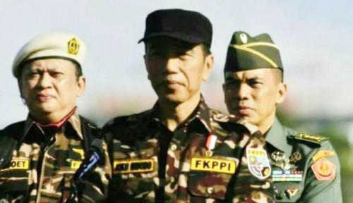 Catat! Untuk TNI dan Polri, Begini Pesan Maut Jokowi
