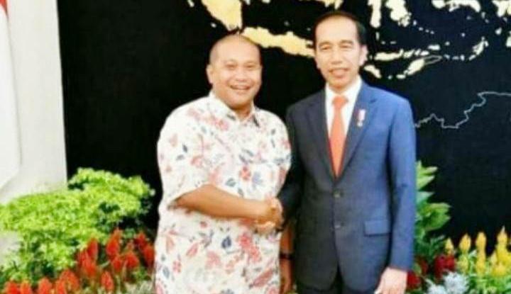 Moeldoko Dielu-Elukan Relawan Jokowi: Beliau Tak Ragu Pasang Badan Melawan Pihak yang Merongrong!