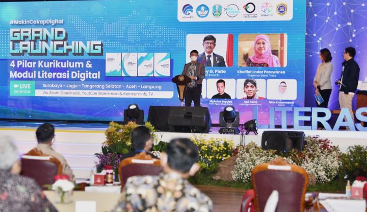 Gelar Digital Leadership Academy, Kominfo Tingkatkan Kecakapan Digital Hadapi Tantangan