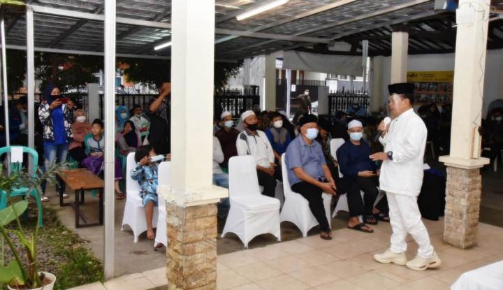 Syarief Hasan: Perbanyak Dekat dengan Anak Yatim Selama Bulan Ramadan