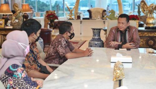 Terima Perhimpunan Putra-Putri TNI AU, Bamsoet Ajak Kembangkan Koperasi dan UMKM