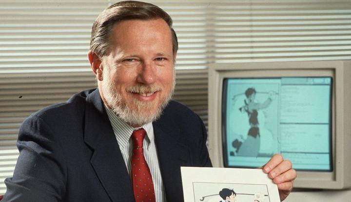 Foto Berita Dunia Berduka, Penemu PDF Sekaligus Pendiri Adobe Meninggal Dunia