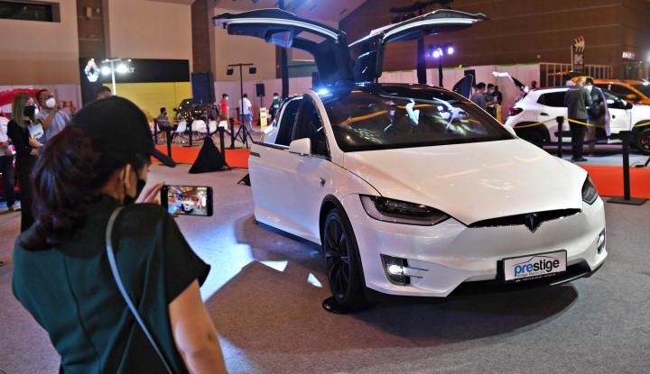Pasar Otomotif Bergeliat, Berikan Dampak Positif Kepada Bisnis BRI Group