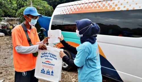 Kimia Farma Kirim Vaksin ke Wilayah Timur Indonesia Buat Vaksinasi 14.800 pekerja Kilang Tangguh LNG