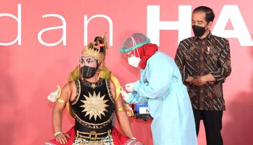 Armand Maulana, Cak Lontong, dan Nia Dinata Sambut Baik Vaksinasi Pekerja Seni dan Kreatif