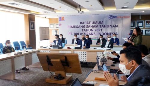 Naik 13,13%, BRI Insurance Cetak Laba Bersih Rp204 M di 2020