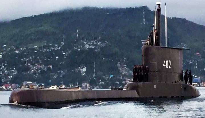 Lagi Latihan Torpedo, Kapal Selam KRI Nanggala-402 Hilang Kontak Setelah...